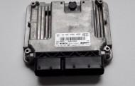 Riadiaca jednotka na Opel Zafira C Insignia 2,0 CDTi 55485466 0281031379