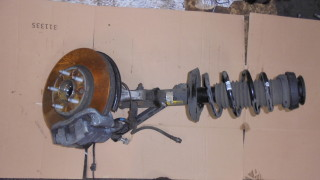 Otoč otočný čap náboj kolesa na Opel Zafira C