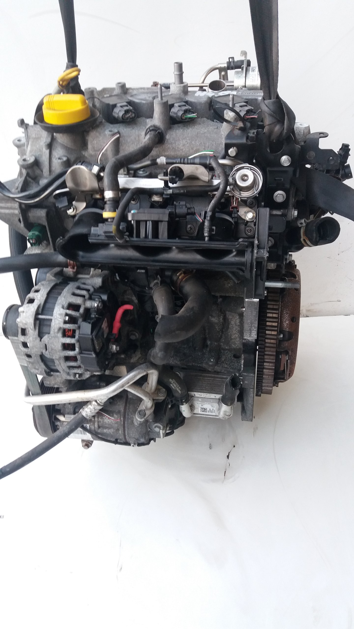 Motor 0,9 TCe H4BA400 na Renault Clio Capture Twingo Dacia Sandero
