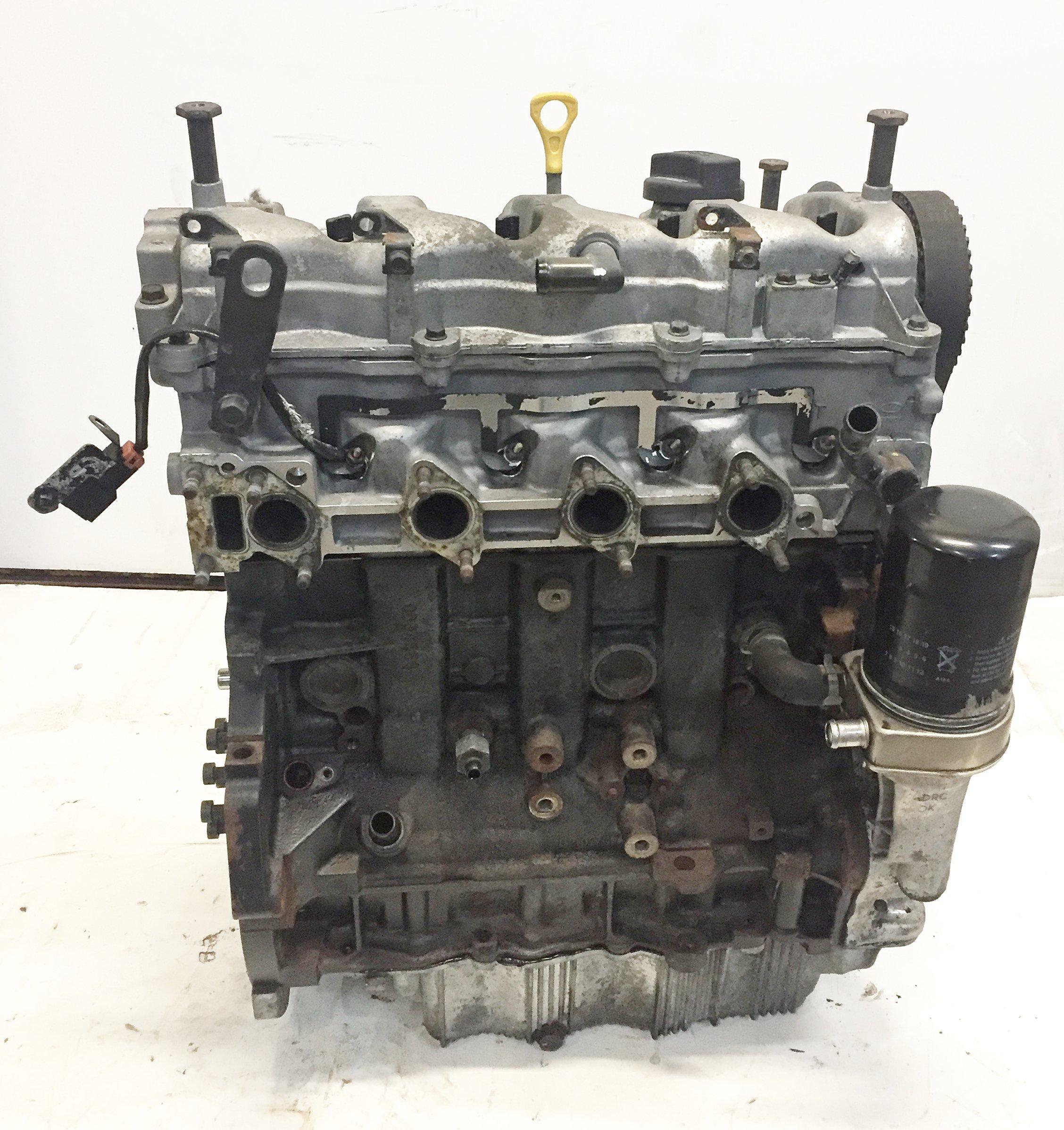 Motor 2,0 CRDi D4EA 83 kW Hyundai Tucson Santa Fe Kia Sportage Carens