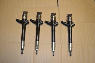 Vstrekovač 23670-0R050 na Toyota Avensis Auris RAV4 Verso 2,0 D4D 236700R050