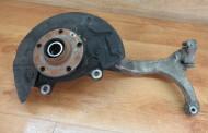 Otoč náboj kolesa s ložiskom na Audi A4 B7 2004-2007 8E0407241D 8E0407242D