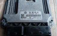 Riadiaca jednotka 03G906021KC 0281013196 na VW Touran 1,9 TDi