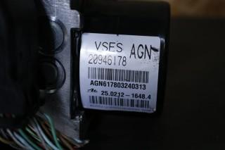 Riadiaca jednotka modul ABS na Chevrolet Captiva Opel Antara 20946178 AGN