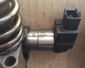 Vstrekovač 03G130073T VW SEAT ŠKODA AUDI 2,0 TDi 125 kW