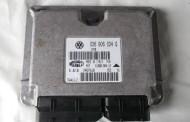 Riadiaca jednotka 036906034Q na Audi A2 1,4 16V
