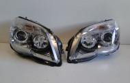 Predné bixenónové svetlo na Mercedes GLK X204 A2048207459 A2048207559