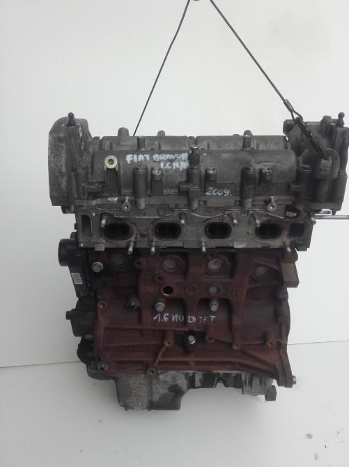 Motor 1,6 JTD 77 kW 198A3000 Fiat Bravo Doblo Linea Opel Combo 1,6 CDTi