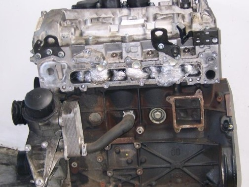 Motor 2,2 CDi 646.963 na Mercedes C W203 a CLK W209