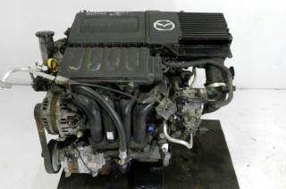 Motor 1,6 16V B6ZE na Mazda 3 BK