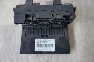Riadiaca jednotka modul SAM BSI 2035454201 na vozidlá Mercedes W203