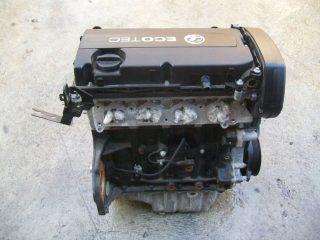 Motor 1,6 16V A16XER na Opel Astra J Zafira Mokka Chevrolet Cruze Aveo Trax F16D4