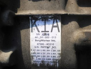 Prídavná redukčná prevodovka 47300-4C210 na Kia Sorento 2,5 CRDi 3,5 V6