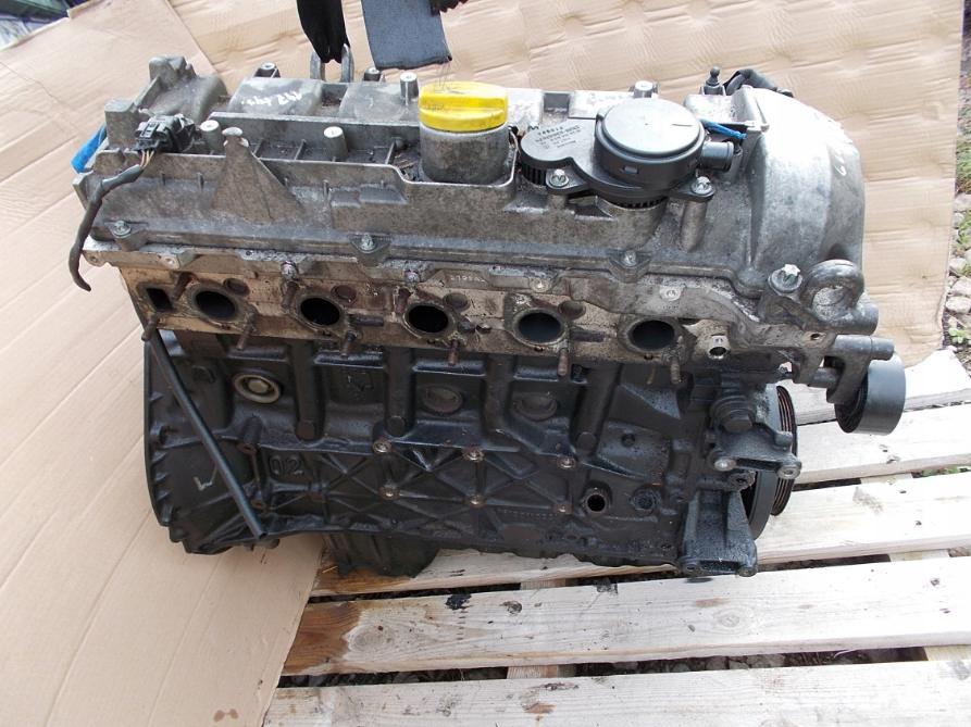 Motor 2,7 CRD 665921 na Jeep Grand Cherokee WJ