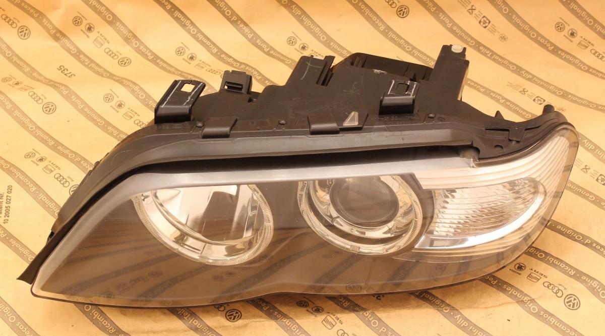 Predné bixenónové svetlo BMW X5 E53 2004-2006