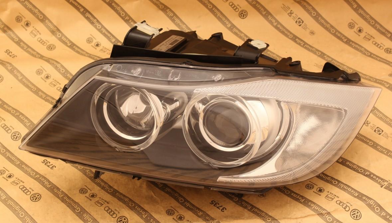 Predné bixenónové svetlo natáčacie na BMW 3 E90 91 2005 -2008