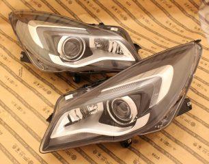 Predné bixenónové svetlo na Opel Insignia 13-17