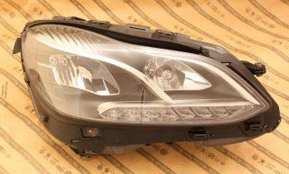 Predné LED svetlo na MERCEDES E W212 13-16