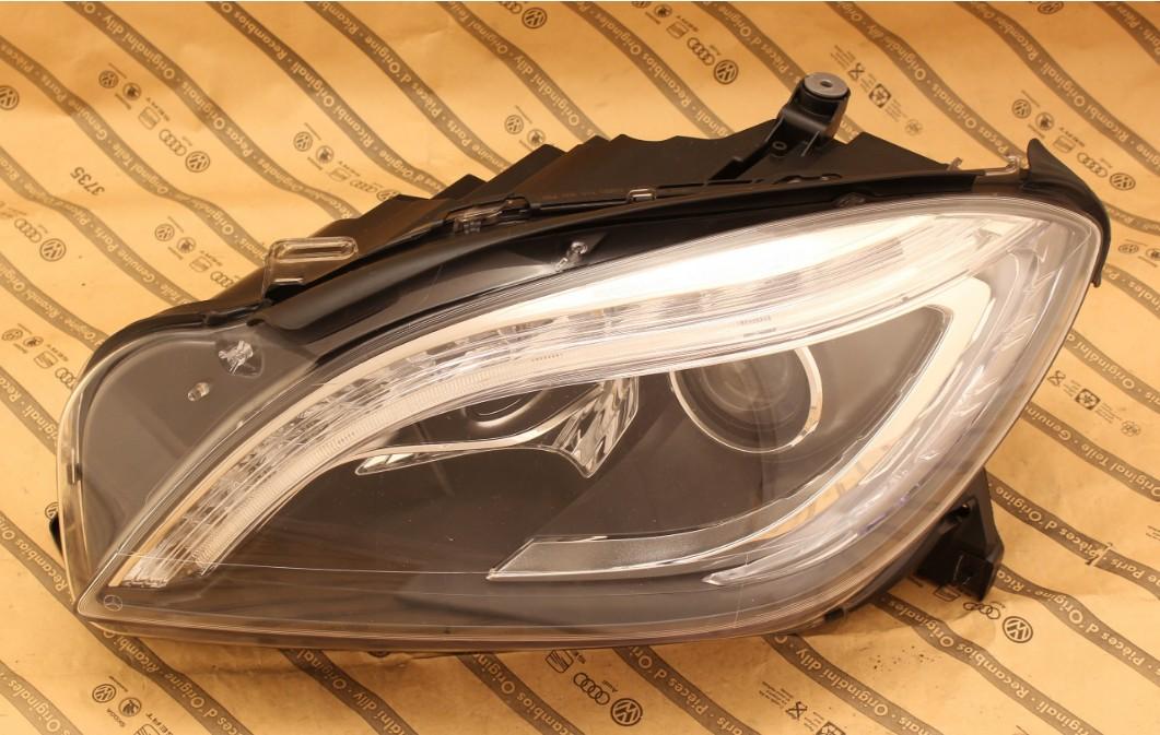 Predné bixenónové svetlo na MERCEDES ML W166 11-15