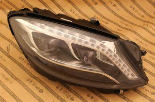 Predné Full LED ILS svetlo na MERCEDES S W222 13-17