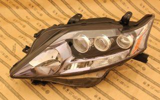 Predné svetlo LED na LEXUS RX350 RX450H 2009-2012