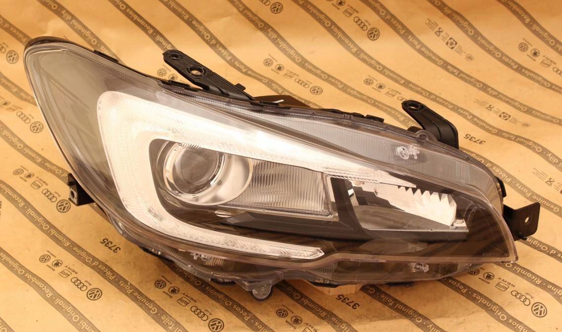 Predné svetlo na SUBARU IMPREZA WRX STI LEVORG Full LED 14-17