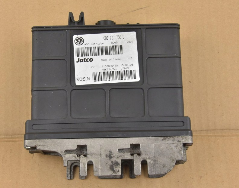 Riadiaca jednotka automatickej prevodovky Ford Galaxy VW Sharan Seat Alhambra 09B927750L