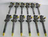 Vstrekovač 0445110259 na Ford Focus C-Max 1,6 TDCi Volvo S40 C30 V50 S80 V70 1,6D Mazda 3 1,6 MZR-CD 5M5Q9F593AA
