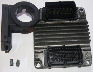 Riadiaca jednotka 12214870 DNHN Opel Astra Zafira 1,6 16V