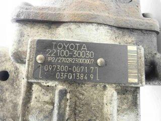 Vstrekovacie čerpadlo 2210030030 Toyota Land Cruiser 3,0 D4D