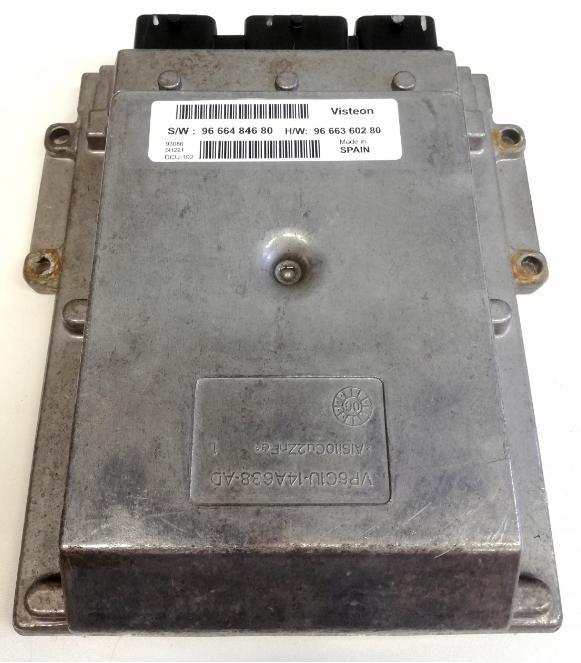 Riadiaca jednotka Jumper Boxer 2,2 HDi Ducato 2,2 JTD 9666484680 9666360280