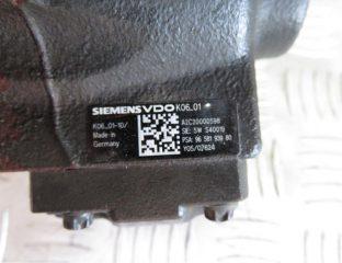 Vstrekovacie čerpadlo 5WS40809 5WS40019 A2C53334602 9658193980 Ford 2,0 TDCi Citroen Peugeot 2,0 HDi