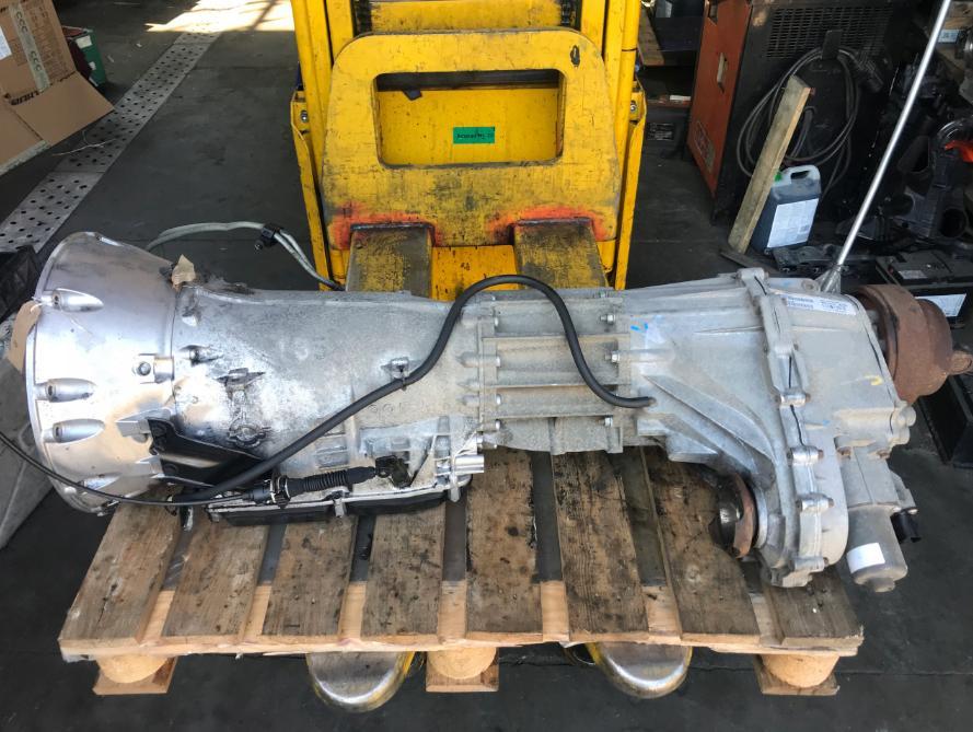Automatická prevodovka P52108574AA Jeep Grand Cherokee 3,0 CRD 05-10