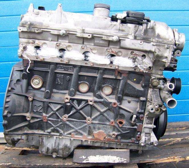 Motor 2,7 CDI 125 kW 612967 na Mercedes C W203 W209 ML W163