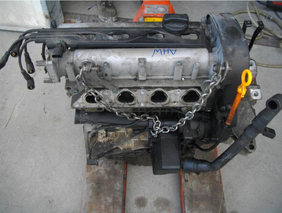Motor 1,4 16V AHW VW Golf Polo Lupo Seat Leon Ibiza Fabia