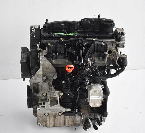 Motor 2,0 TDi CFH CFHA CFHF CFHC 81 kW 103 kW VW Audi Škoda Seat
