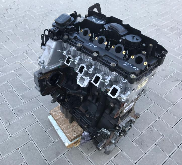 Motor 204D4 M47 110 kW na BMW X3 2,0D