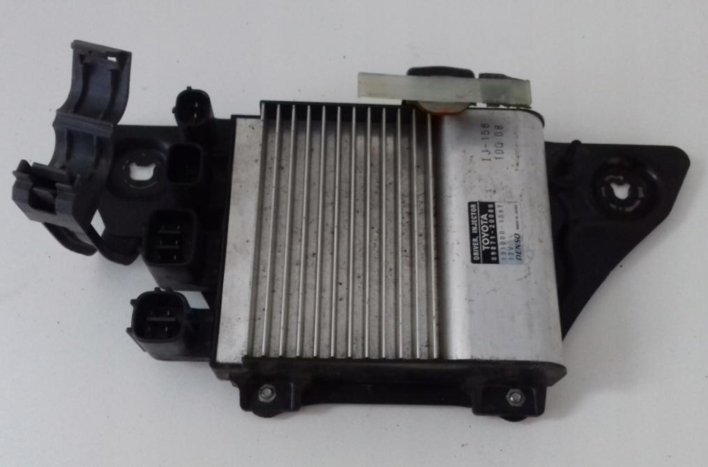 Modul vstrekovania Denso 89871-20080 na Toyota Avensis RAV 4 Verso 2,0 2,2 D4D Hilux 2,5 D4D 8987120080