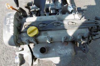 Motor 1,6 16V ATN 77 kW VW Golf IV Bora