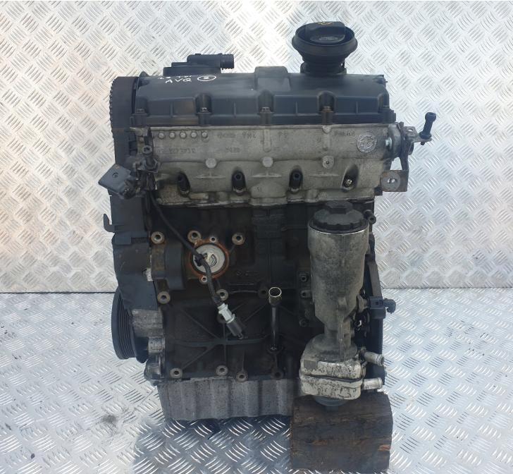 Motor 1,9 TDI 74 kW AVQ na VW Touran