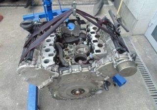 Motor 3,0 TDi BKN na Audi A4 150 kW
