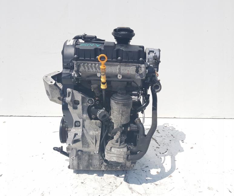 Motor 1,4 TDi BNV 59 kW Škoda Fabia Roomster VW Polo Seat Ibiza Cordoba