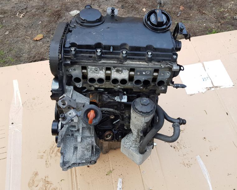 Motor 2,0 TDi BRD 125 kW Audi A4 A6