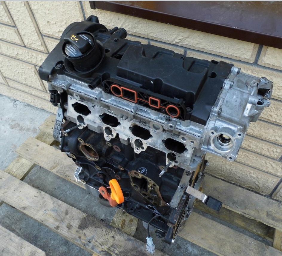 Motor 2,0 TFSi AXX 147 kW Audi A3 TT VW Golf Jetta Passat Seat Leon Škoda Octavia