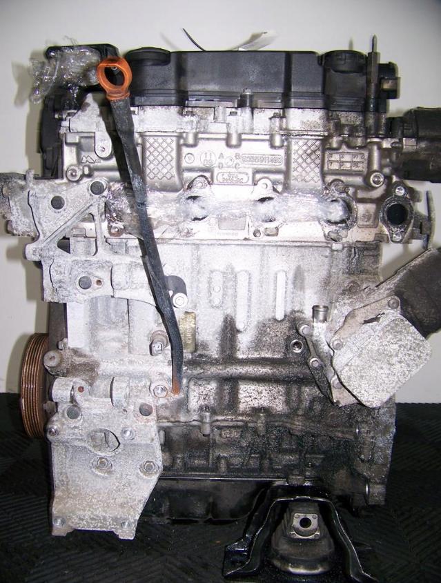 Motor 1,6 D D4164T na Volvo C30 S40 V50 1,6 MZ-CD Y601 na Mazda 3