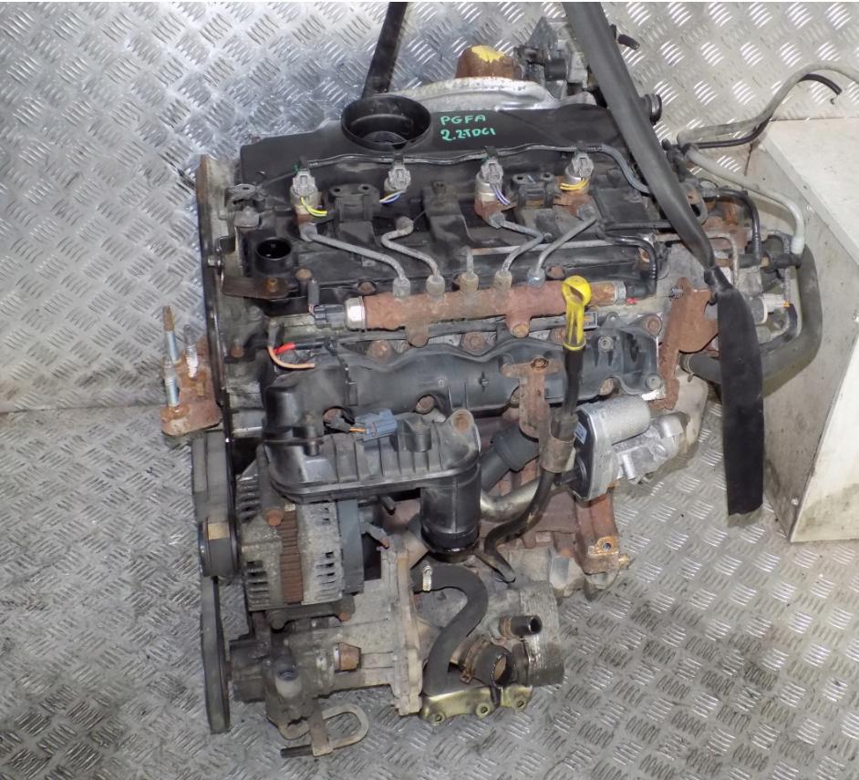 Motor 2,2 TDCi PGFA 103 kW na Ford Transit