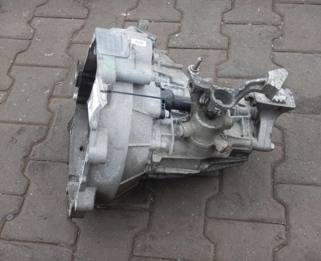 Prevodovka QCF na VW Up Škoda Citigo Seat Mii 1,0 MPI