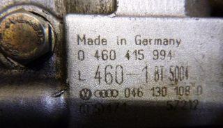 Vstrekovacie čerpadlo 046130108D 046415994 na Audi 100 A6 2,5 TDi