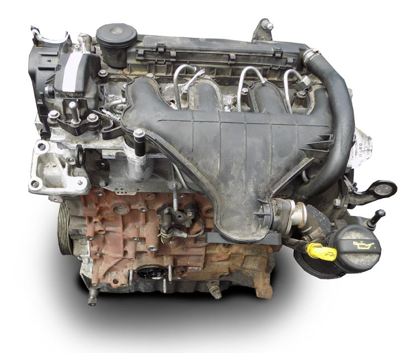 Motor 2,0 HDi 100kW RHR na Citroen C4 C5 C8 Peugeot 607 407 807 307 308 508