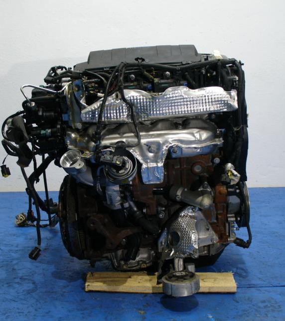 Motor 2,0 HDi RHH 120 kW na Citroen C5 C8 DS5 Peugeot 807 508